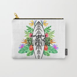 Enjoy surfing Carry-All Pouch