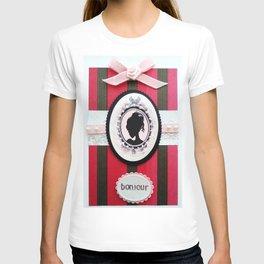 Bonjour Cherie T-shirt
