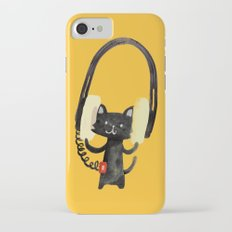I Love Huge Headphone Slim Case iPhone 7