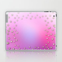 Lost in glam space Laptop & iPad Skin