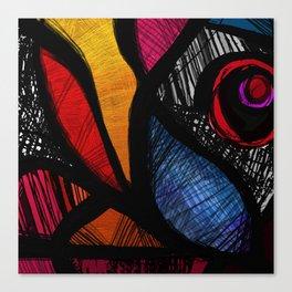 Vigour Canvas Print