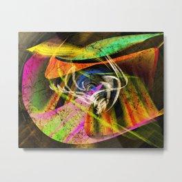 Insperation of colors Metal Print
