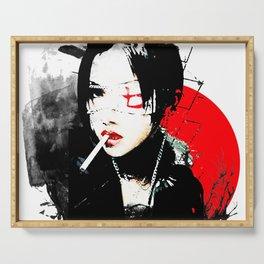 Shiina Ringo - Japanese singer Serving Tray