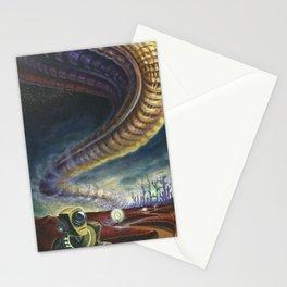 Halted Progress Stationery Cards