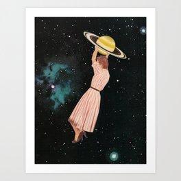 I Am Alien Art Print