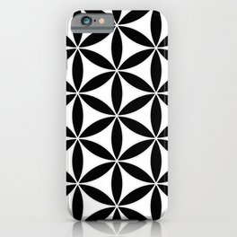 Pure Energy The Flower of Life iPhone Case