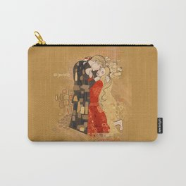The Invention of the Kiss Carry-All Pouch