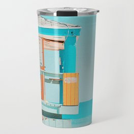 Santa Monica / California Travel Mug