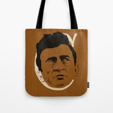 C is for Cash Tote Bag