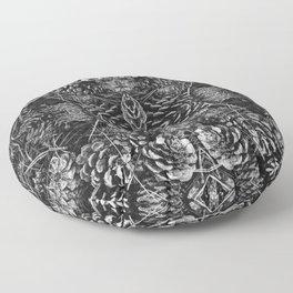 Pine Cone Pileup Floor Pillow