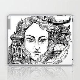 Venice on my mind Laptop & iPad Skin