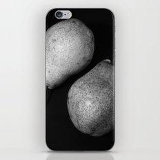 2 Pears iPhone & iPod Skin