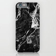 Marble Black Slim Case iPhone 6