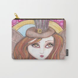 Steampunk Fairy Carry-All Pouch