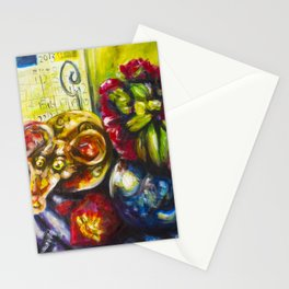 Cunning Shithouse Rat Stationery Cards