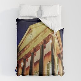 Colossal Columns Comforters