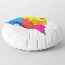 No. 3 Floor Pillow