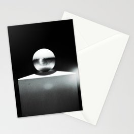 The genius of electricity Stationery Cards