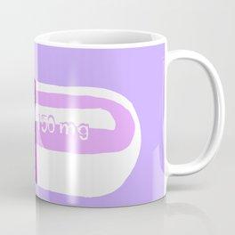 Thirsty Pill Lavender Coffee Mug