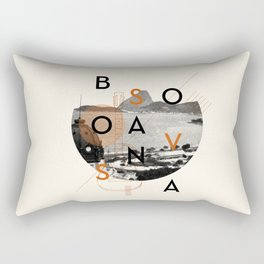Bossa Nova Rectangular Pillow
