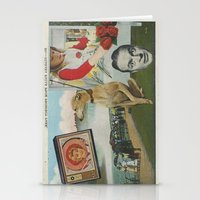 postcard Stationery Cards featuring Postcard #19 by Jon Duci