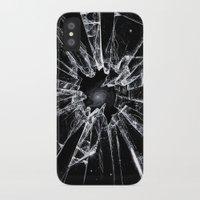 broken iPhone & iPod Cases featuring Broken by nicebleed