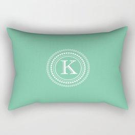 Circle of K Rectangular Pillow