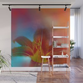 liking orange -01- Wall Mural