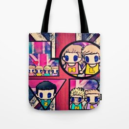 One Direction-5 Tote Bag