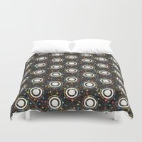sewing Duvet Covers featuring sewing pins by kociara