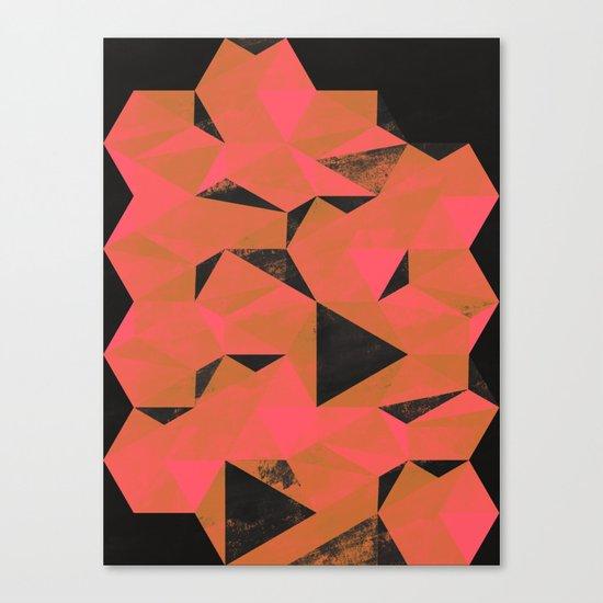 Geo M16 Canvas Print