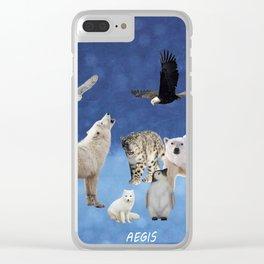 Aegis Arctic Clear iPhone Case