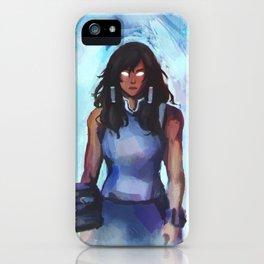 Avatar Korra iPhone Case