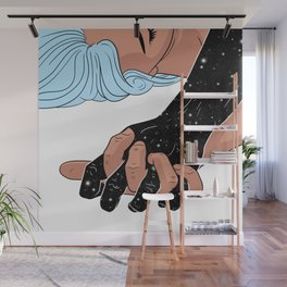 We're teleporting straight to Paradise Wall Mural