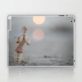 the beggar  Laptop & iPad Skin