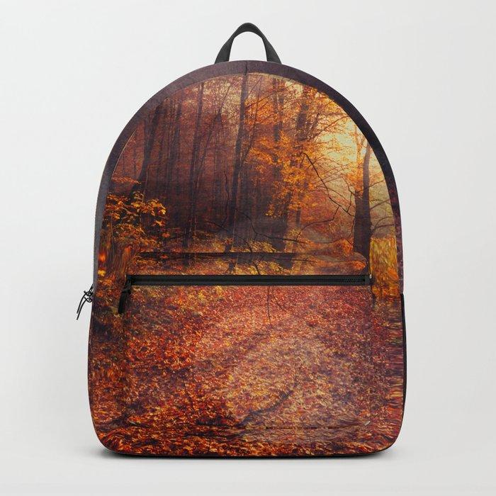 Red October Backpack