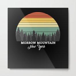 Morrow Mountain New York Metal Print