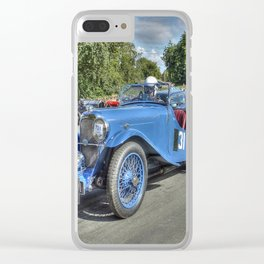 Lagonda Rapier Clear iPhone Case