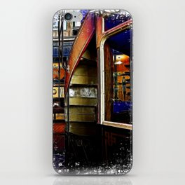 Upstairs Only iPhone Skin