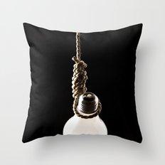 Bad Idea Throw Pillow