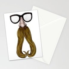 Glasses Stationery Cards