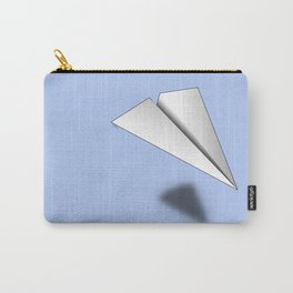 Paper Airplane 12 Carry-All Pouch