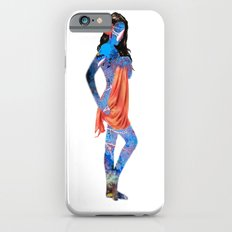 Water Pin Up Girl iPhone 6s Slim Case