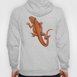 Bearded Dragon 2 Hoody