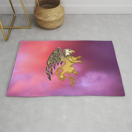 Griffin Knot Rug