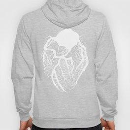 hidden is the heart, it is but a vessel Hoody