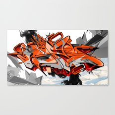 Arctic Heat Canvas Print