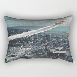 c h e m t r a i l s Rectangular Pillow