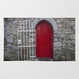 Red Door Galway, Ireland Rug