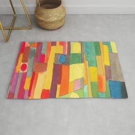 Paul Klee Kairouan Style Rug